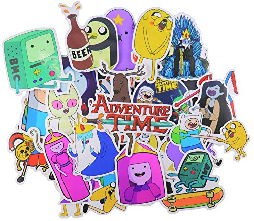 🥇 Adventure Time Stickers