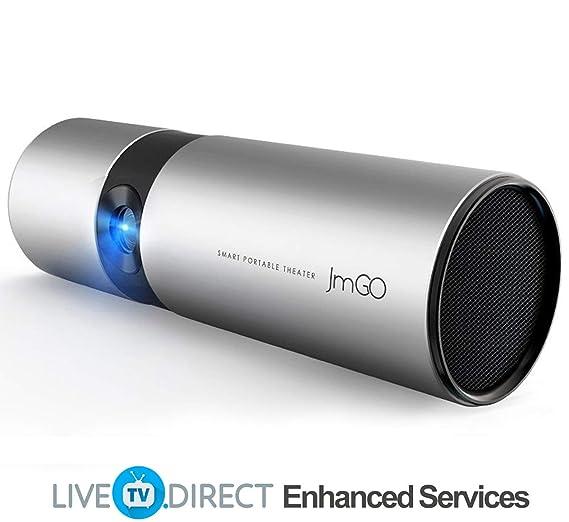 Amazon.com: Proyector de vídeo, Jmgo P2 nativa 720p HD ...