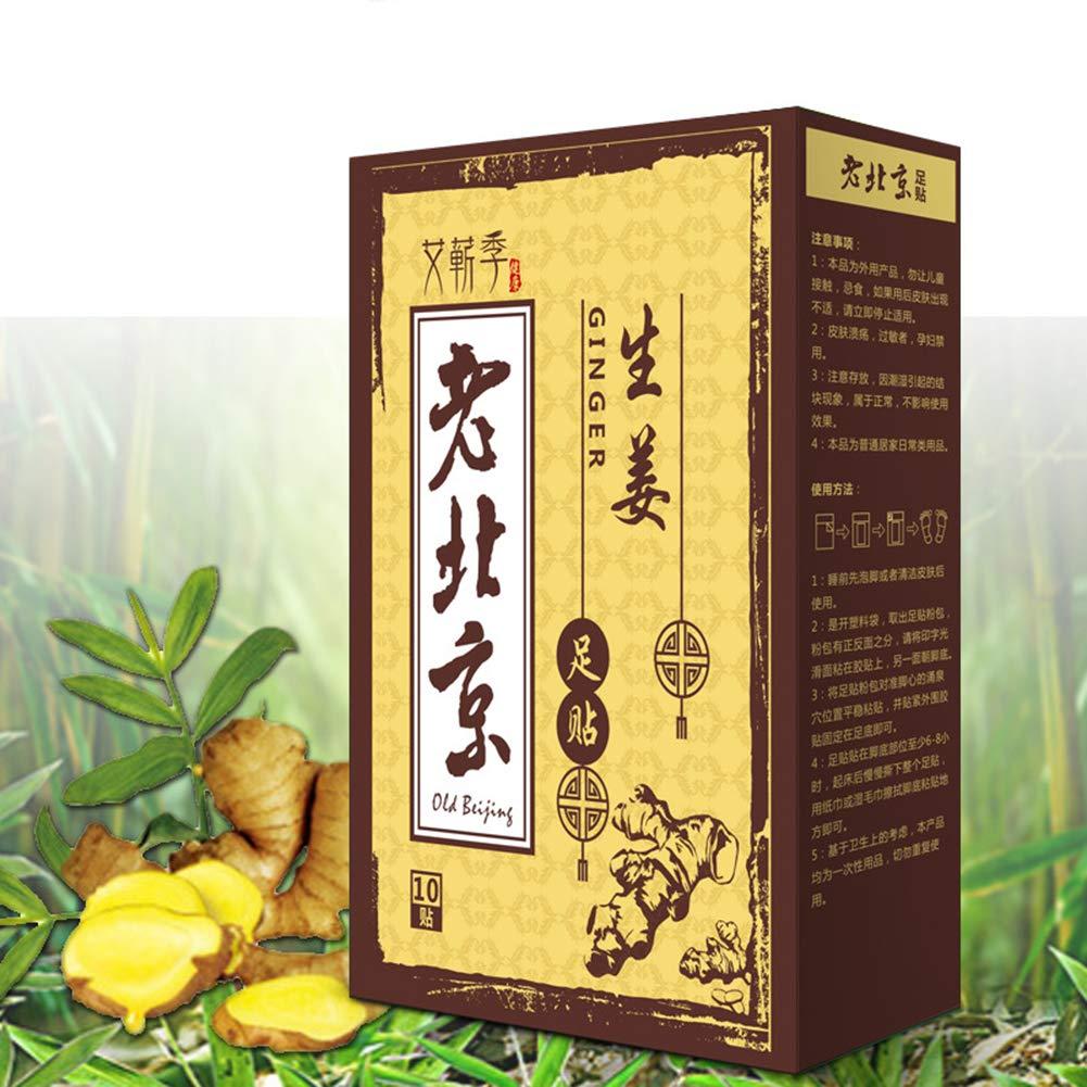 Taykoo Ginger Foot Pads,Premiun Ginger Foot Pads From Beijing Ancient Formula