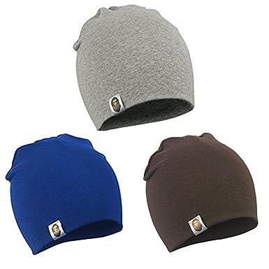 c0fb820c0b3a YJWAN Bébé Chapeau hiver chaud chapeau Bébé Garçon Fille Unisexe Mignon  Mode Chapeau (A 3