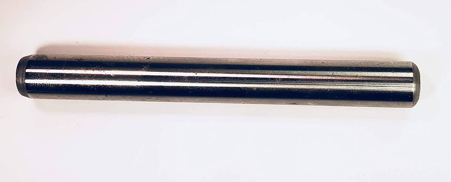 Serval Products 1//4 X 4-Inch Steel Dowel Pin Hardened and Ground Made in USA 4 Pack