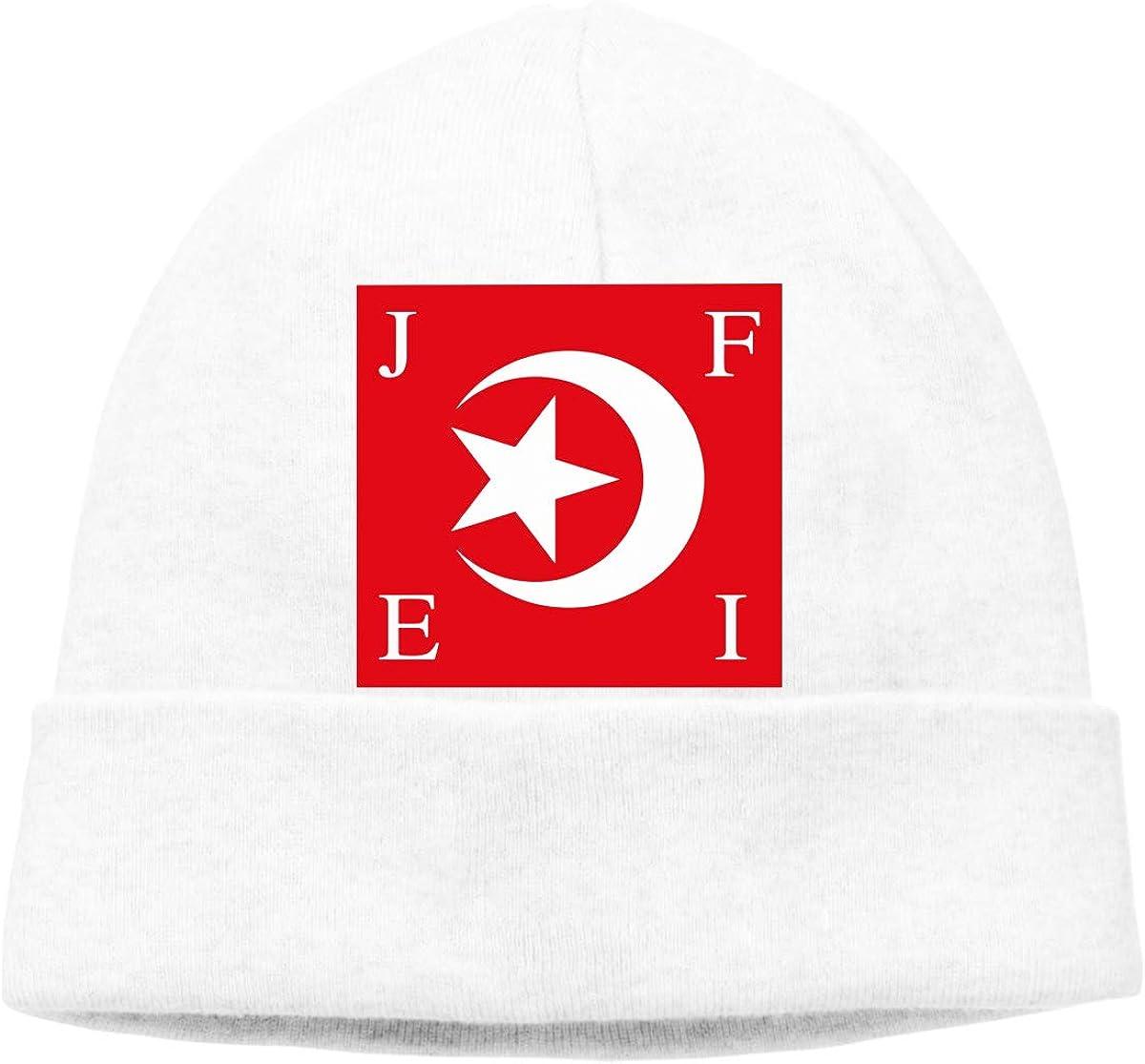 Q10 Men Women Nation of Islam Soft Knit Beanie Caps Soft Hat