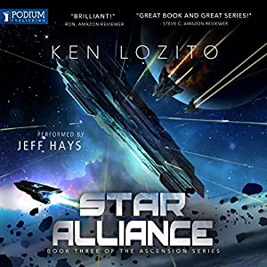 Star Alliance Audiobook