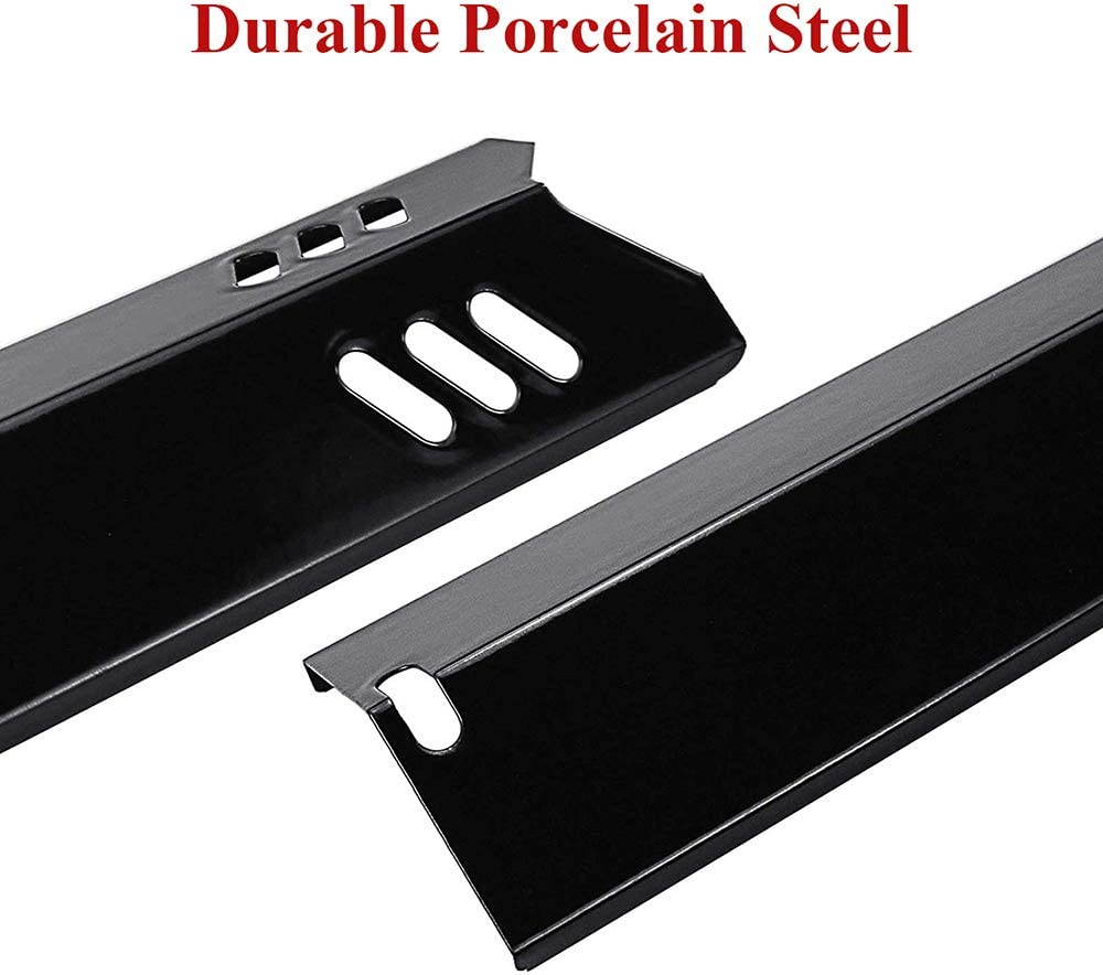 Metal Club Grill Replacement Parts for Dyna-Glo DGF510SBP GBC1461W. Grill Heat Tent Plate Shields /& Pipe Burner Tubes for Backyard Grill BY13-101-001-12 DGF493BNP BY15-101-001-02
