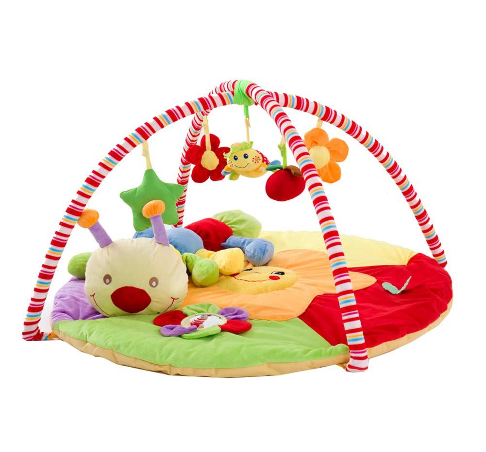 Persevering Melody - Toy Baby Playmates, Super Suave Bebé Manta Juego, Juego De Gatear Mat, Puzzle Actividad Juguete Gym