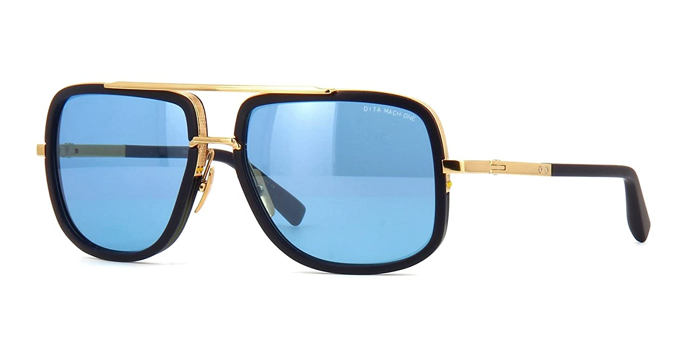 151108211462e Amazon.com  Dita Mach-one Navy - 18k Gold  Clothing