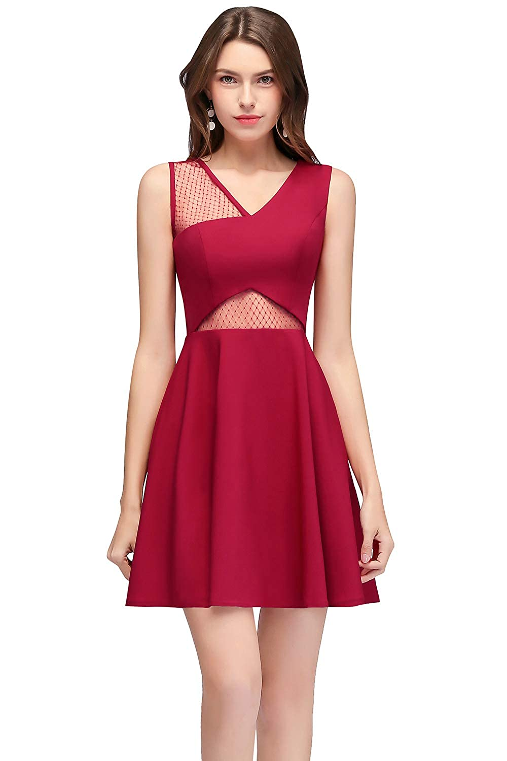3e583b553659 Red Short Formal Dresses For Juniors - Barrier Surveillance