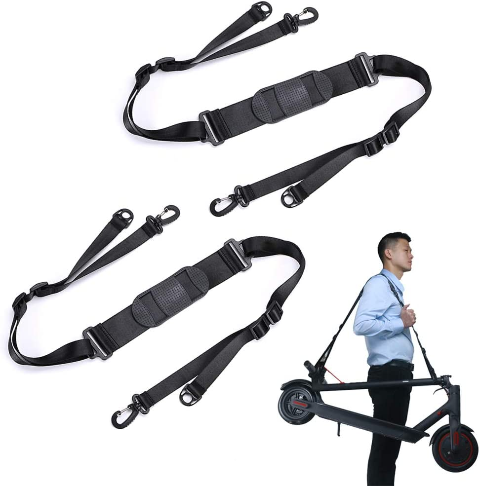 Scooter One Weight lifting Shoulder Carrying Strap for Kids Balance Bike