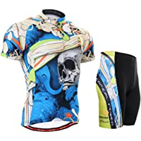Cycling MTB Motorcycle Workout Compression Sportwear Short Suit