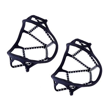 1 Paar Sport über rutschfeste Steigeisen Ice Grip Walk Traction Cleats