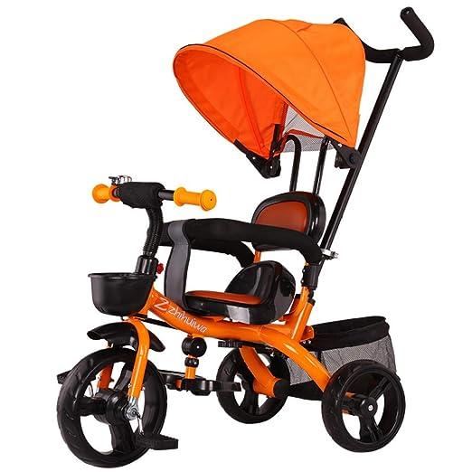 WYX-Stroller Cochecitos De 3 Ruedas, Triciclo para Niños ...
