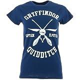 Harry Potter Captain H Potter Bleu T-shirt Officiel Autorisé Film
