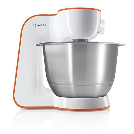 Bosch MUM54I00 - Batidora (Naranja, Acero inoxidable, Color ...