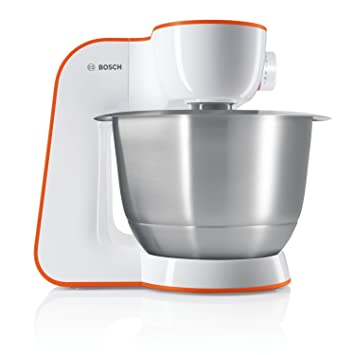 Bosch MUM54I00 - Batidora (Naranja, Acero inoxidable, Color blanco): Amazon.es: Hogar