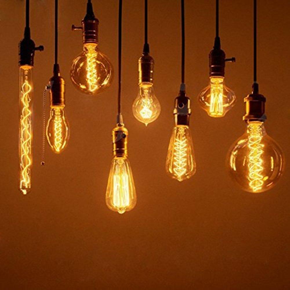 Ungewöhnlich Draht Glühbirne Anhänger Weiß Bilder - Elektrische ...