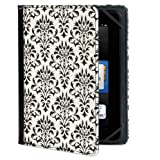 "Verso Trends Versailles Damask Case for Kindle Fire HD 7"" (will only fit Kindle Fire HD 7"")"