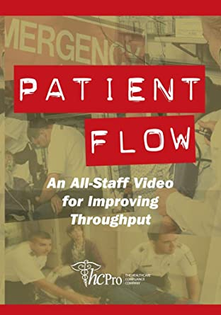 Amazon com: Patient Flow: An All-Staff Video for Improving