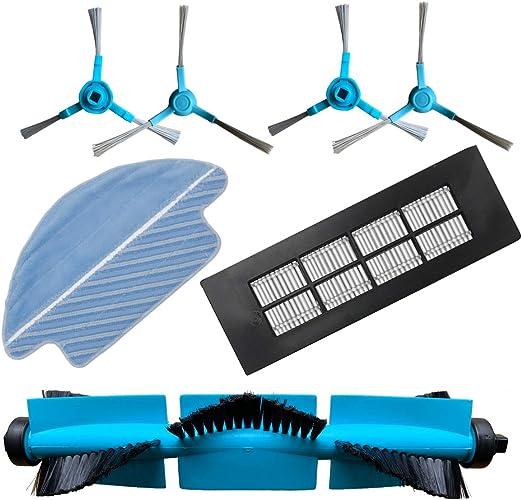 REYEE Pack de 7 Kit de Accesorios de Repuesto para Cecotec Conga ...