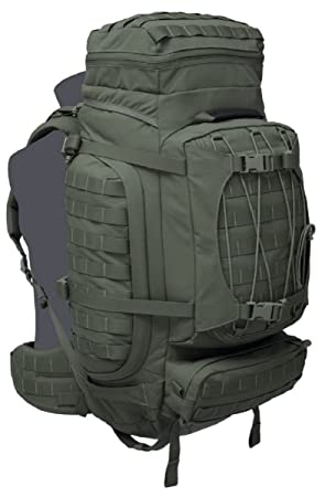 Warrior Elite Ops X300 Pack Mochila, Color Verde: Amazon.es ...