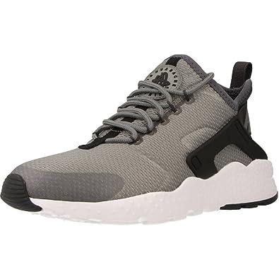 2efd208e598 Nike Women s Air Huarache Ultra Lifestyle Shoe 819151-007 Cool Grey Black White Anthracite  (8)  Amazon.in  Shoes   Handbags