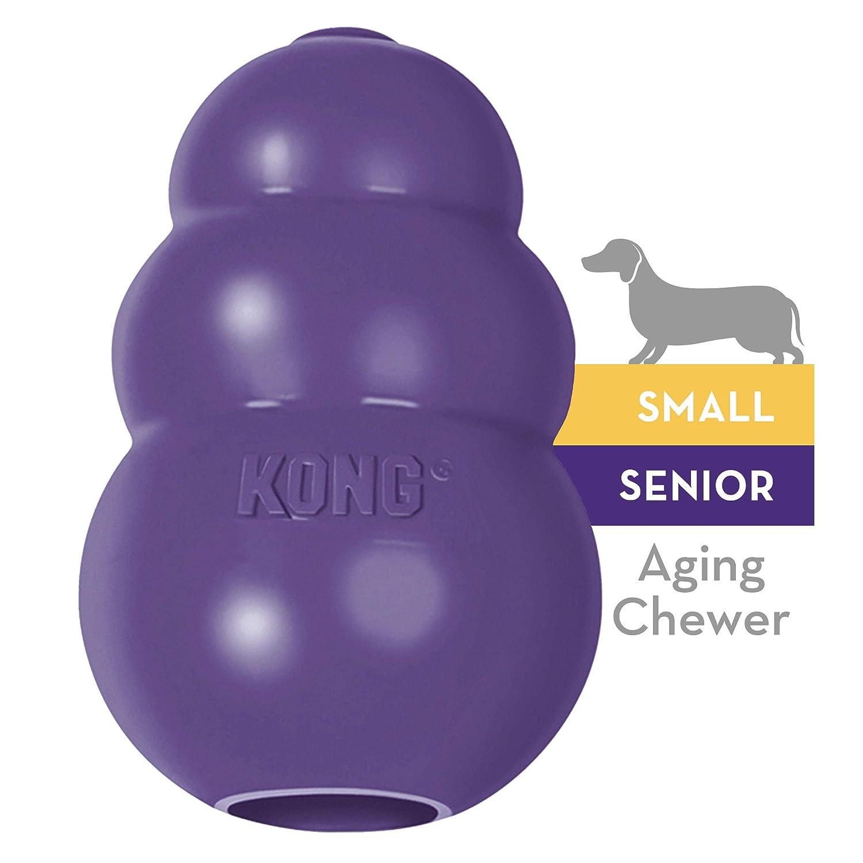 Amazon.com: Kong, Juguete para perros Senior Kong, color ...