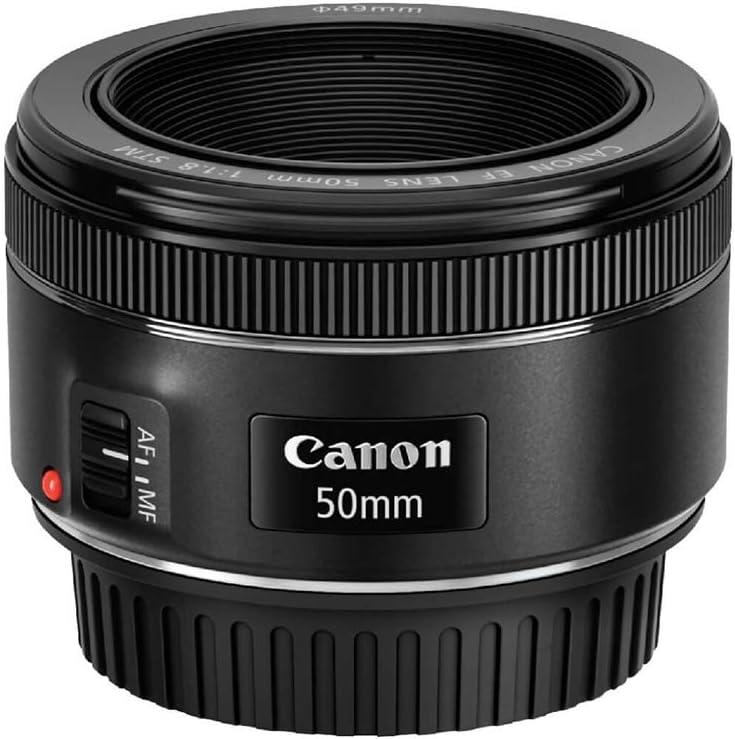Objetivo Canon EF 50mm f/1.8 STM