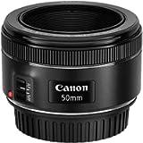 EF 50mm f/1.8 STM Normal Lens for Canon EF Cameras