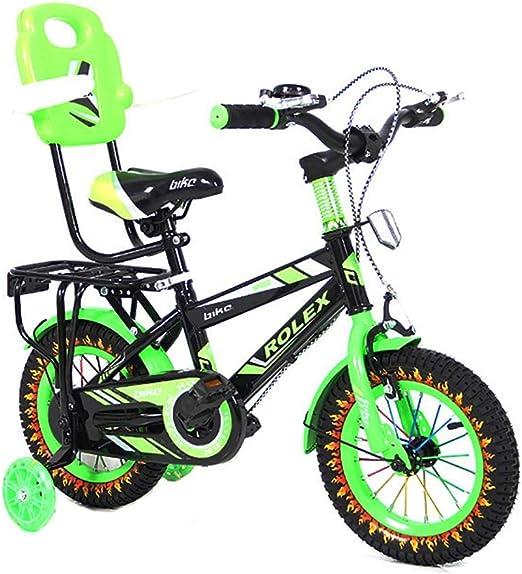 Jiamuxiangsi Niños S Bicicletas Edad de 8 a 10 niños de Bicicletas ...