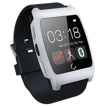 Develop UX Uwatch Heartrate Monitor Smartwatch Bluetooth 4.0 Smart ...