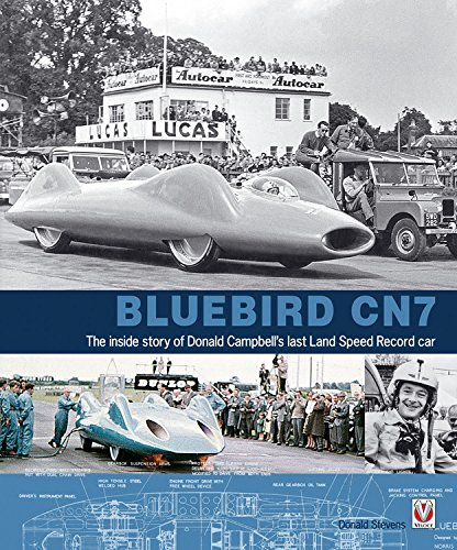 Bluebird CN7: The Inside Story of Donald Campbell's Last Land Speed Record Car (Speed Records)
