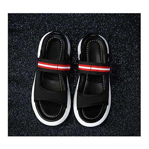 Verano Deportivas Femenina 5 Sandalias de Moda 5 Zapatos de Tama de Zapatillas Desgaste o Zw8RqBBd