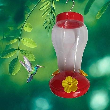 raninnao Alimentador de colibrí Alimentador de Botellas de ...
