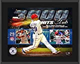 """Adrian Beltre Texas Rangers 10.5"""" x 13"""" 3,000th Career Hit Sublimated Plaque - Fanatics Authentic Certified"""