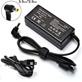 Amazon.com: Toshiba Replacement 65W AC Adapter (19V 3.42A ...