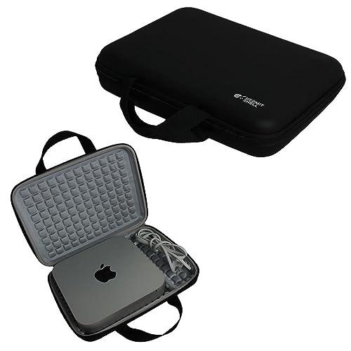 Hermitshell dur de stockage EVA couverture Housse étui de protection et pour Apple Mac Mini Desktop PC Computing MGEM2LL/A MGEN2LL/A MGEQ2LL/A