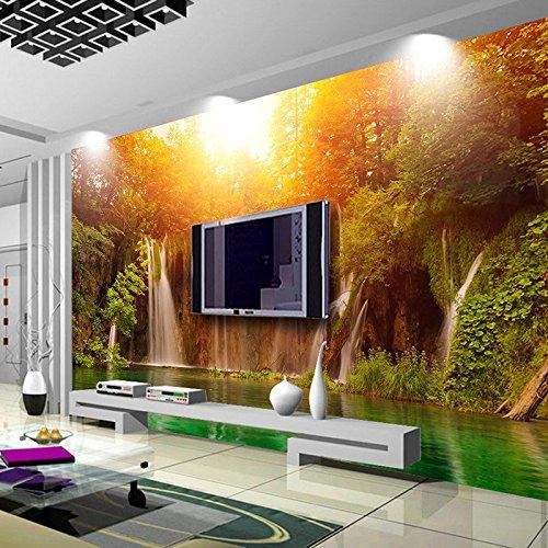 Wh Porp Custom 3d Wall Mural Photo Tapetes Modern Living Room Sofa