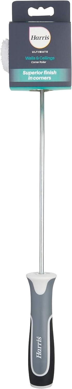 4 Corner Paint Roller Harris 103012204 Ultimate Walls /& Ceilings-Juego de Rodillos y Mangas para Esquina