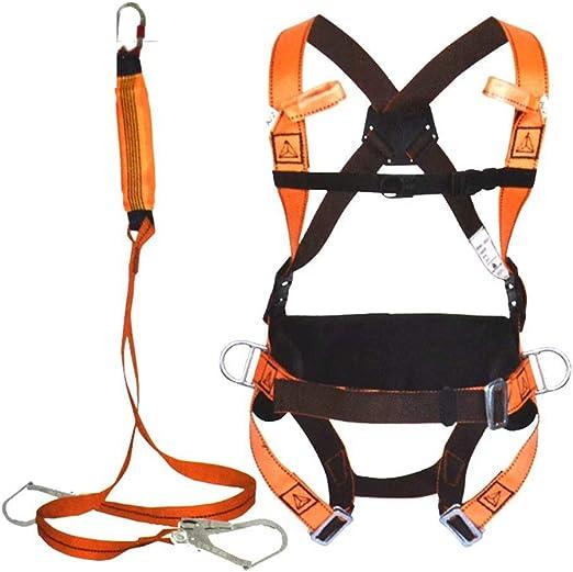 Novopus: Arnés de Seguridad Ajustable para montañismo: Amazon.es ...