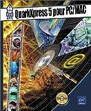 QuarkXpress 5 pour PC - MAC (avec CD-ROM)