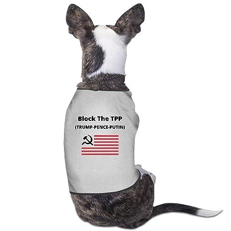 Bloquear la PCC perros abrigos Athletic