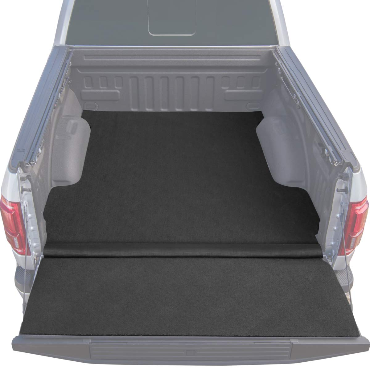 Husky Liners 12541 Black UltraGrip Truck Mat Fits 2015-19 Ford F-150 6.5 Bed