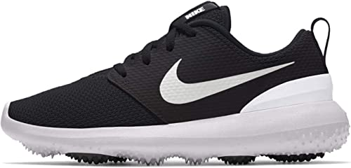 Amazon Com Nike Golf Juniors Roshe G Spikeless Shoes Athletic