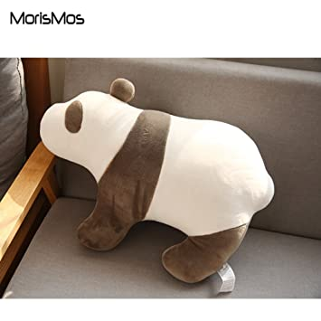 Amazon Com Morismos Soft Panda Stuffed Animals Hugging Plush Pillow