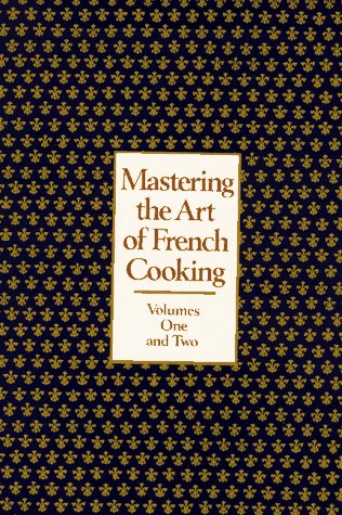 Mastering the Art of French Cooking Box Set (2 Volume Set) by Julia Child, Louisette Bertholle, Simone Beck