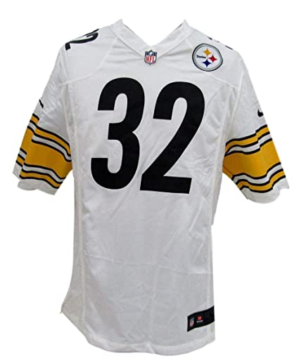 070f5374d Franco Harris Pittsburgh Steelers Unsigned White Nike Jersey NWT Size L  135600 - Unsigned NFL Game