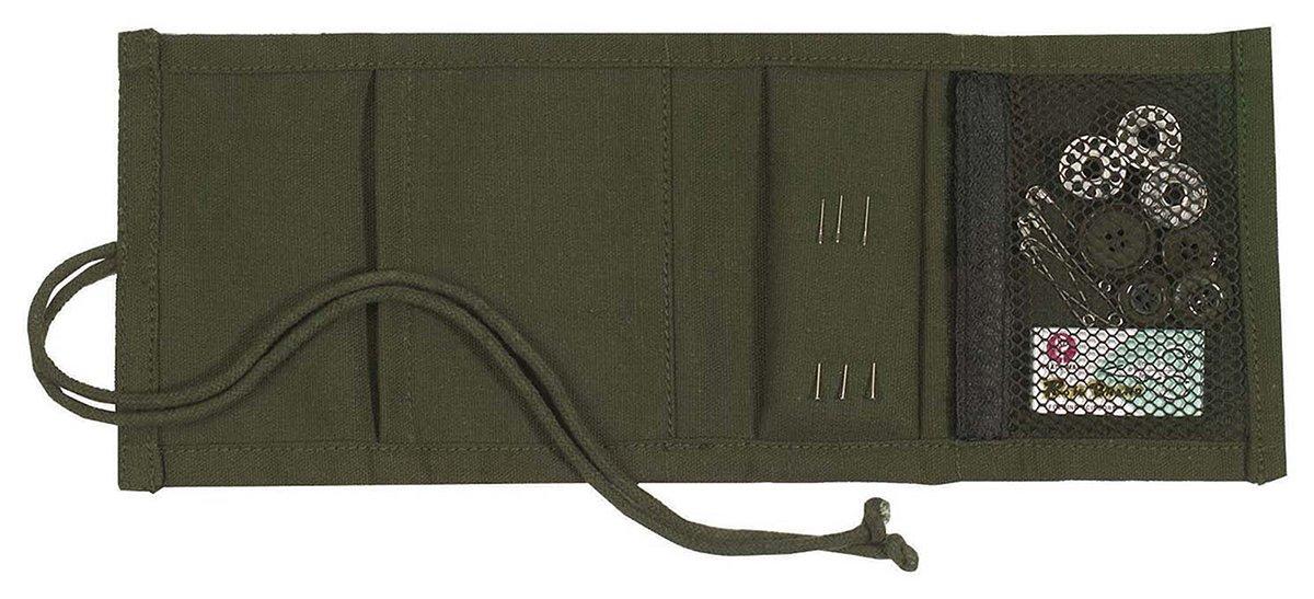 Rothco Canvas Sewing Kit, Olive Drab 1123