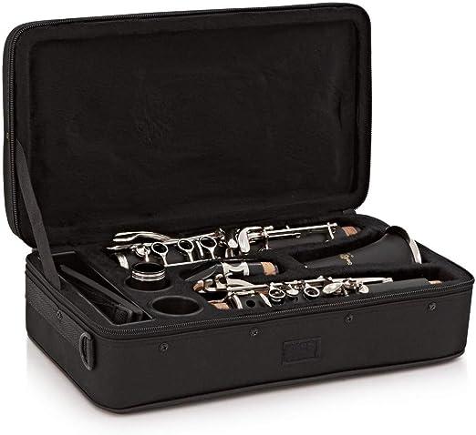 Clarinete de Estudiante de Gear4music: Amazon.es: Instrumentos musicales