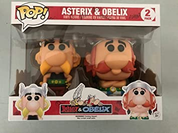 POP Funko 2 Pack Asterix & Obelix: Amazon.es: Juguetes y juegos