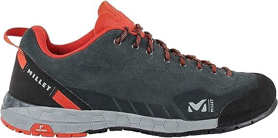 MILLET Amuri Leather M, Zapatos de Low Rise Senderismo para Hombre ...
