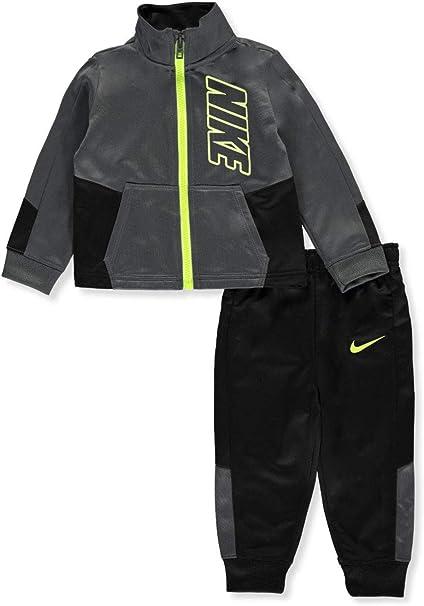 Nike Baby Boys 2-Piece Tracksuit Pants Set: Amazon.es: Ropa y ...